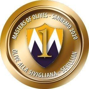 Migliori Olive 2020 alla Sivigliana_oro_300x300